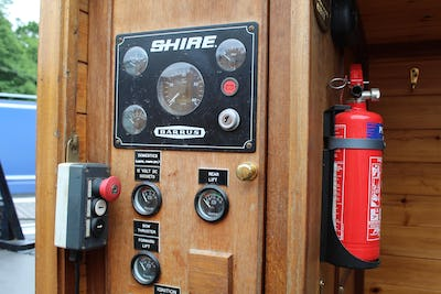 Narrowboat62' Starline with Cabin LiftIsabella - offered for sale by Tingdene Boat Sales