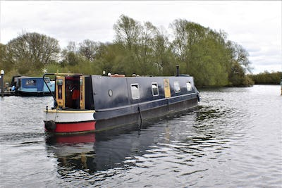 Narrowboat 50' GT Boatbuilders (Stafford) Punchie  - offered for sale by Tingdene Boat Sales