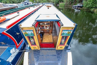 Narrowboat50' GT Boatbuilders (Stafford)Punchie  - offered for sale by Tingdene Boat Sales