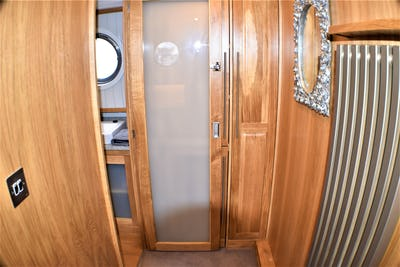 Wide Beam NarrowboatAqualine Canterbury 70 x 12Gertie of Shepperton  - offered for sale by Tingdene Boat Sales