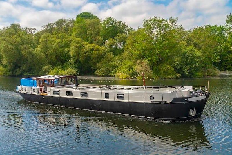 BargePeter Nicholls  FCN 69'  RCD CAT C Molly Rose - offered for sale by Tingdene Boat Sales