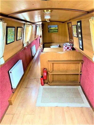 NarrowboatHixon 57' Cruiser SternPoppy  - offered for sale by Tingdene Boat Sales