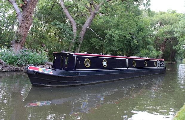 Aintree 59' Semi Trad Narrowboat