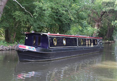 Aintree59' Semi Trad NarrowboatGlevum - offered for sale by Tingdene Boat Sales