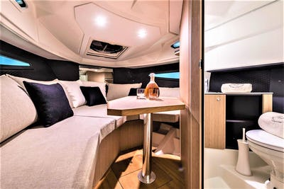 CranchiEndurance 30November 2021 Delivery - offered for sale by Tingdene Boat Sales